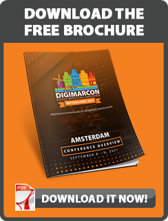 Download DigiMarCon Amsterdam 2021 Brochure